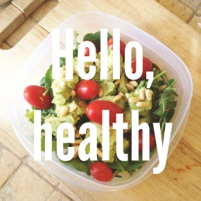 Hello, Healthy (week 1)